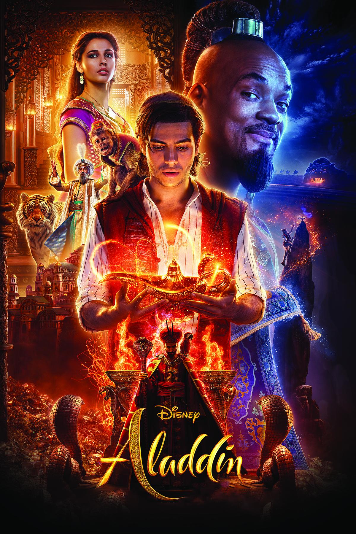 Aladdin • PG