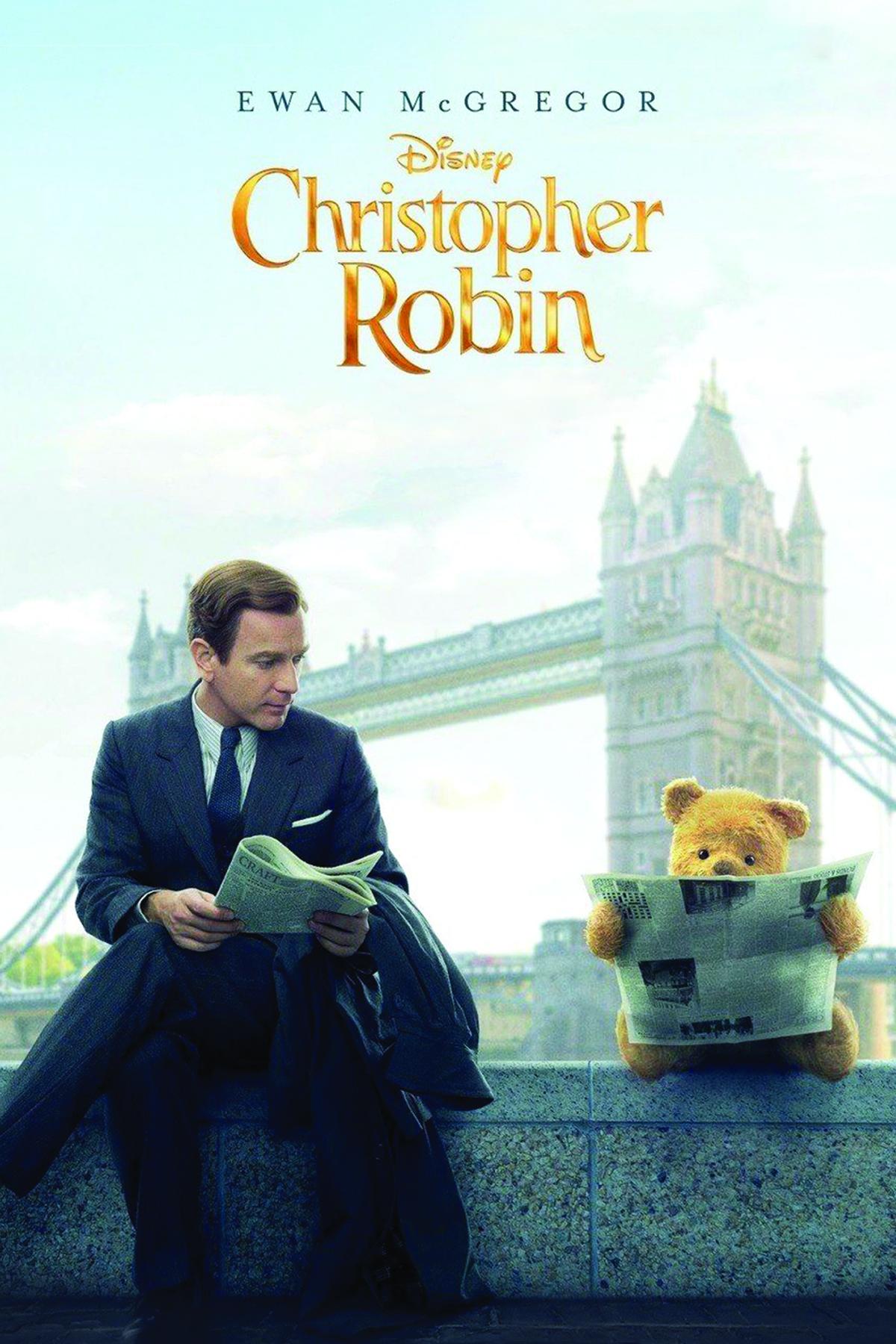 Christopher Robin • PG