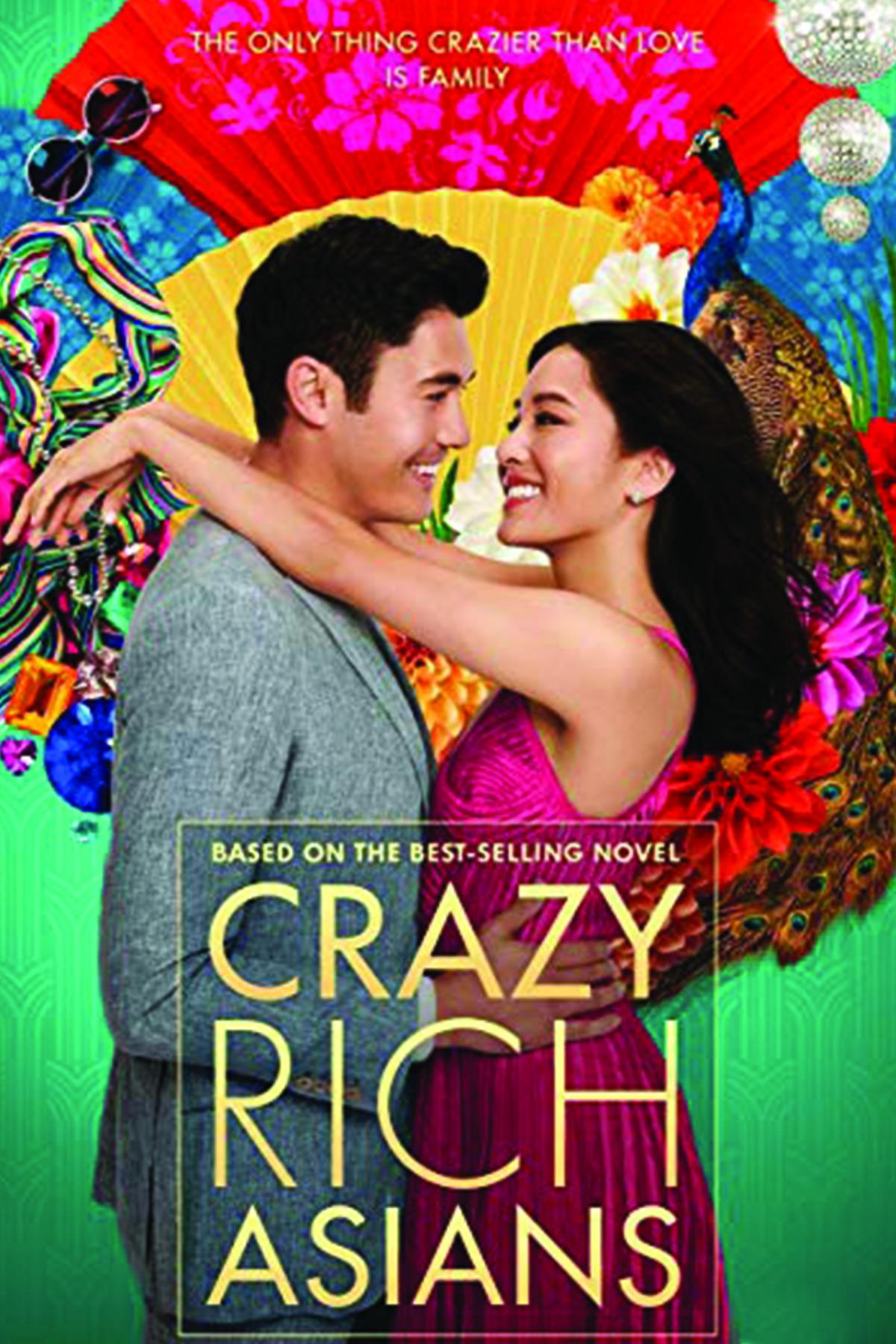 Crazy Rich Asians • PG-13