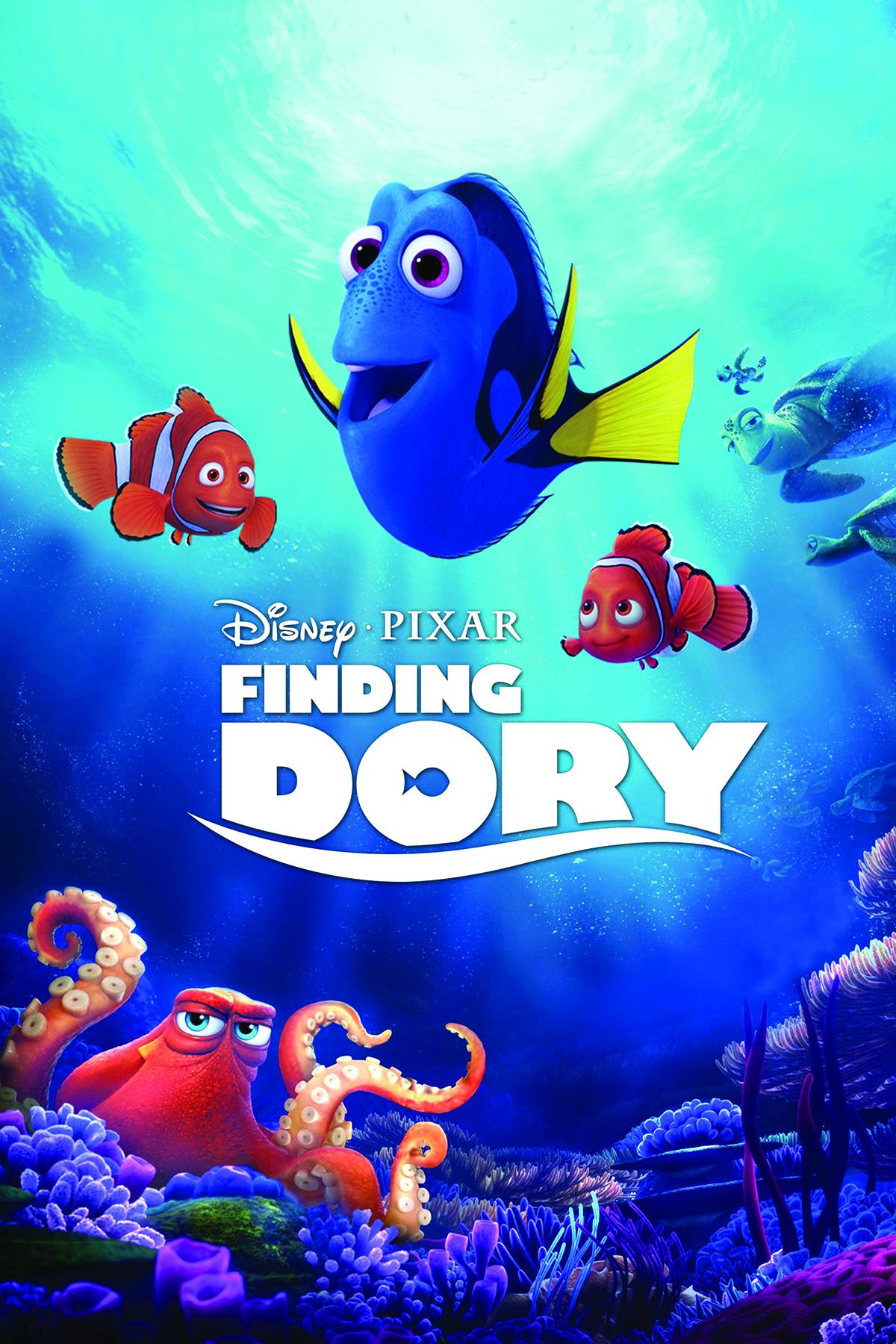 Finding Dory • PG