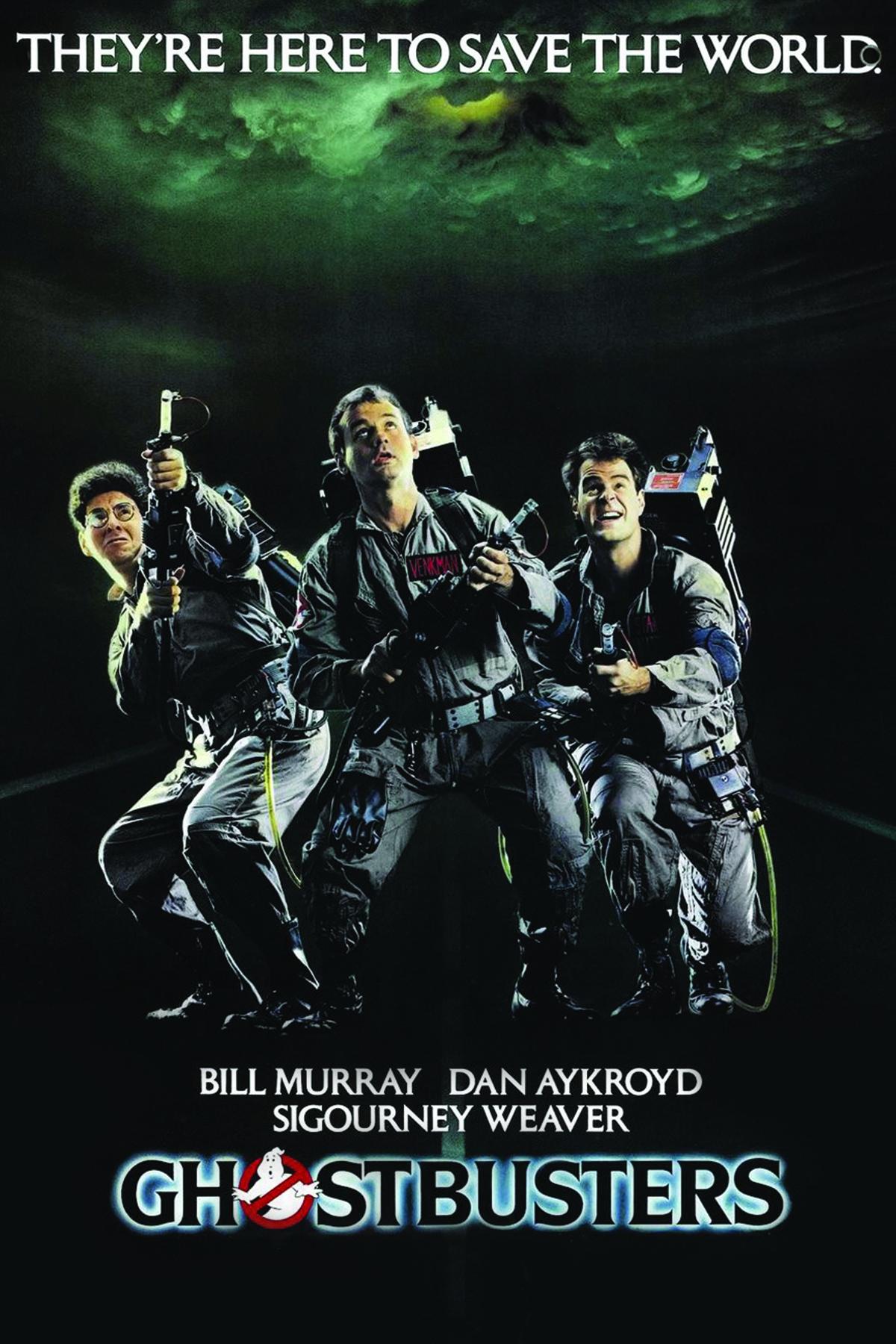 Ghostbusters (1984) • PG
