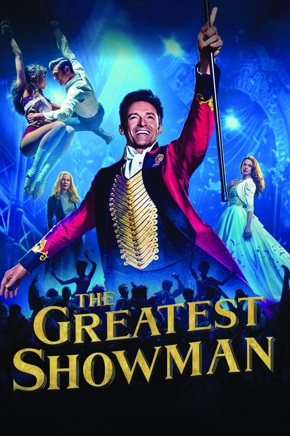 The Greatest Showman • PG