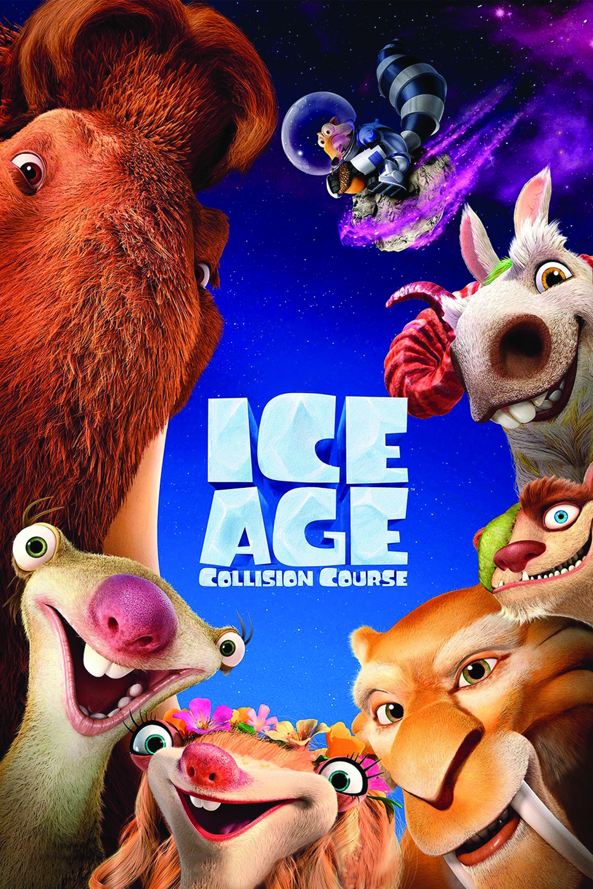 Ice Age: Collision Course • PG
