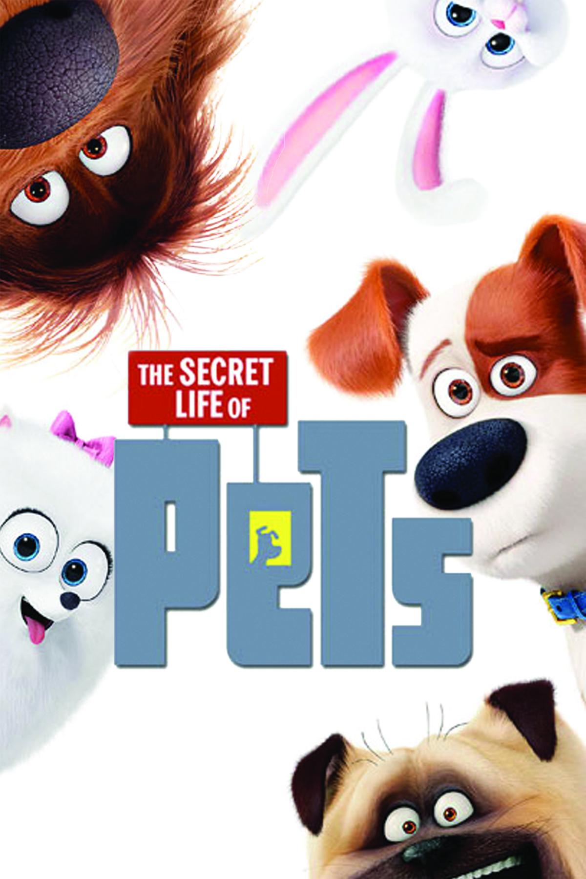 The Secret Life of Pets • PG