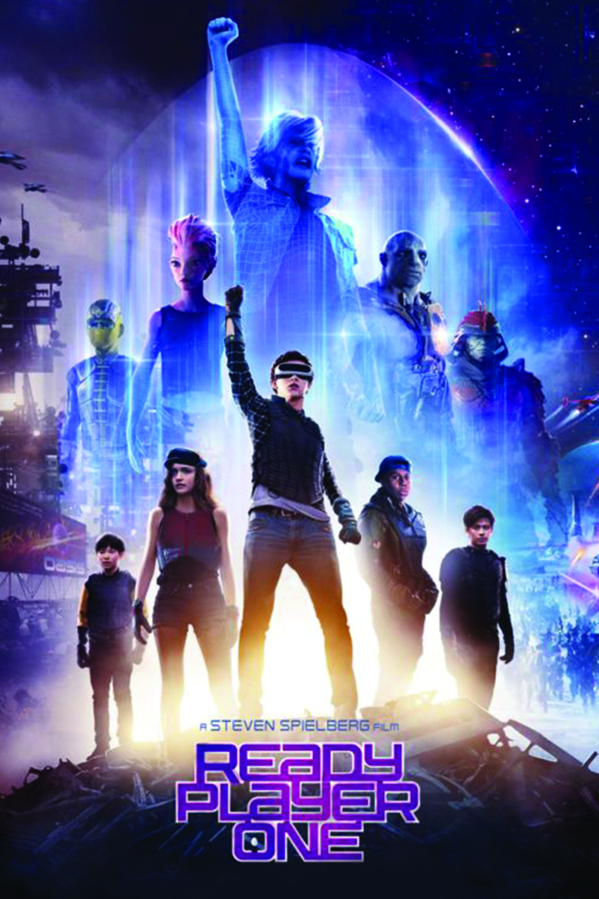 Ready Player One • PG-13