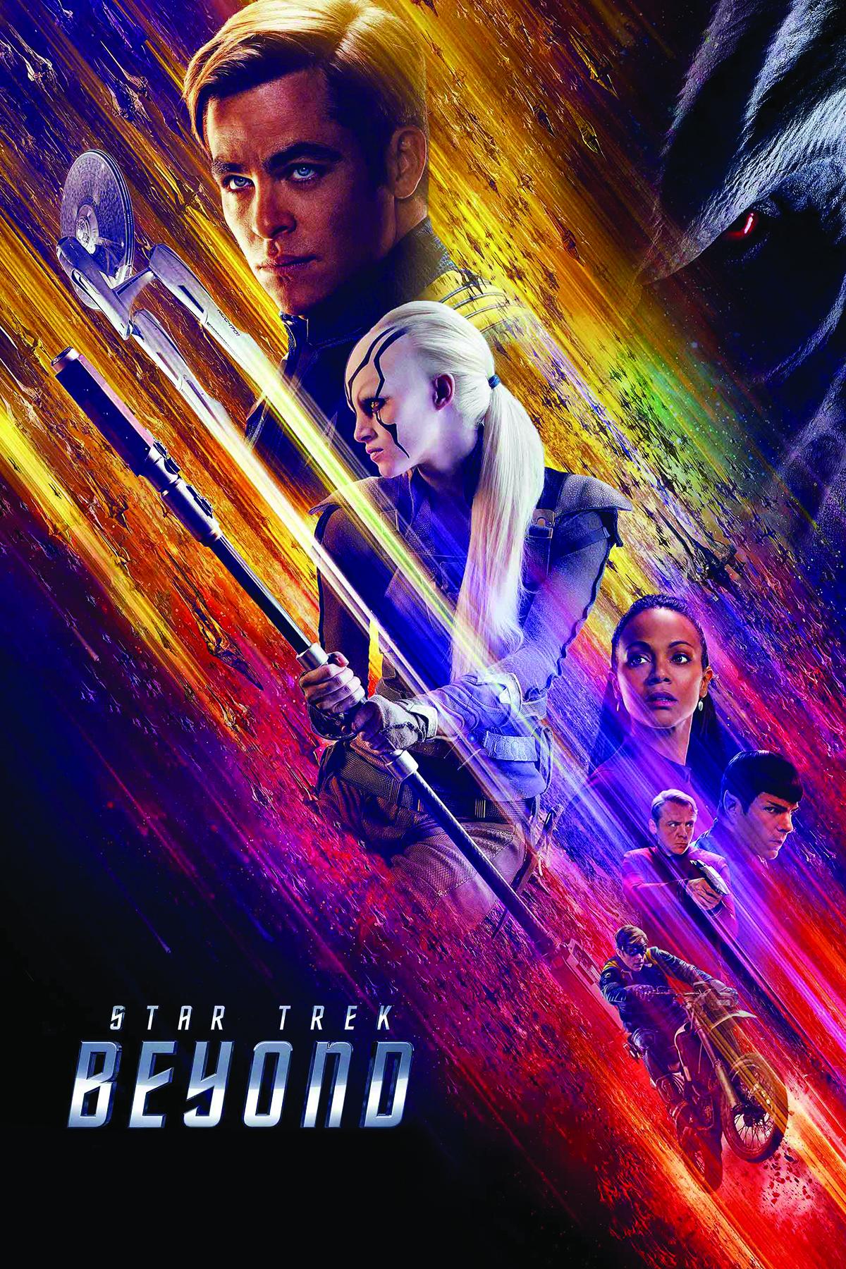 Star Trek Beyond • PG-13